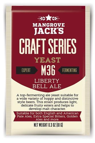 Mangrove Jack's M36 Liberty Bell Ale