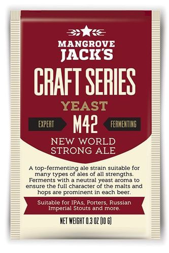 Mangrove Jack's M42 New World Strong Ale