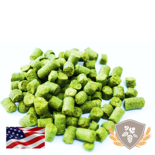 Warrior Hop Pellets 175 gram