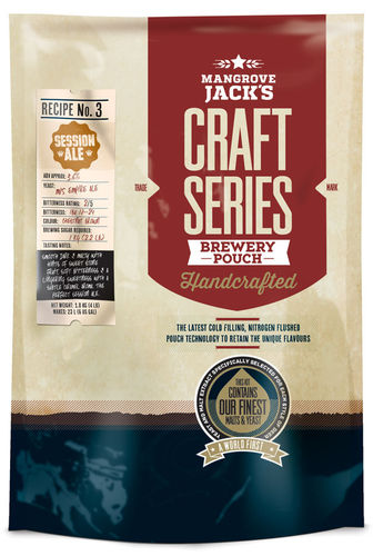 Mangrove Jack's Craft Series Session Ale Bierkit